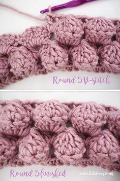 Most recent Photos Crochet cowl bobble Style Lululoves: Free crochet pattern Giant Bobble Cowl Crochet Baby Shawl, Bobble Stitch Crochet, Crochet Cowl Free Pattern, Crochet Stitches Free, Crochet Baby Beanie, Crochet Pillow, Free Crochet, Knitting Patterns, Crochet Patterns