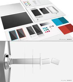 Sony XTRUD Concept Phone