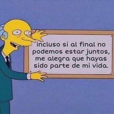 Teen Wolf Memes, Funny Spanish Memes, Cartoon Jokes, Wholesome Memes, Love Memes, Fb Memes, Meme Faces, The Simpsons, Mood Pics