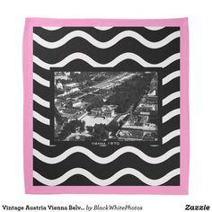 Find classic Vintage bandanas and handkerchiefs on Zazzle. Palace, Vintage Bandana, Kerchief, Vienna, Austria, Vintage Photos, Tapestry, Bandanas, Classic