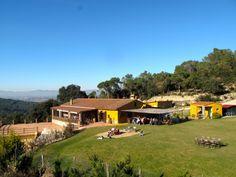 Can Parpers, una masía rural con actividades y juegos al aire libre a tan sólo 30Km de Barcelona