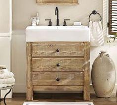 Bathroom Vanity Sinks & Bathroom Console Sinks | Pottery Barn