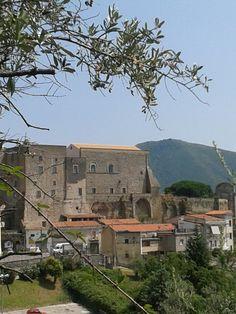 Sessa Aurunca nel Campania