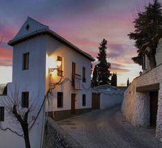 Siete Instagrams que te harán desear descubrir los secretos de Granada