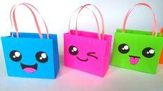 Como Hacer MINIBOLSAS KAWAii ORIGAMI DE PAPEL. DIY - BOLSITAS DE REGALO ... Art For Kids, Crafts For Kids, Arts And Crafts, Magic Tricks For Kids, Barbie, Origami Art, Craft Work, Abs, Gift Wrapping