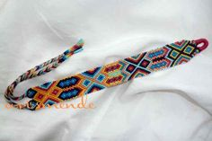 Photo of #3084 by Arismende - friendship-bracelets.net