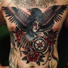 John Mill House Tattoo (?)