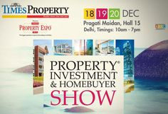 """Exchange your old property with a new one."" Indeed this will be a good ‪#‎investment‬ opportunity in ‪#‎Faridabad‬, NOW being the right time to do so. Pay a visit The Presidio by Sarvome at Times Property Expo, Stall No. 22-23, ‪#‎PragatiMaidan‬ on the 18-19-20 of December and explore some amazing real estate options!"