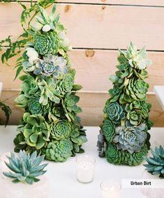 6 DIY Green Holiday Decorating Ideas - Paperblog
