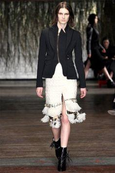 Altuzarra Fall 2012 | New York Fashion Week