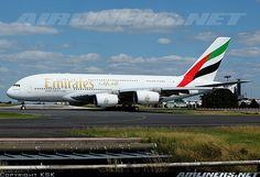Airbus A380-861 image de l'avion
