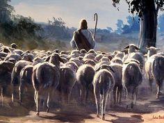 Clic en la imagen y sigue la reflexión del Evangelio de este Domingo LECTIO DIVINA DOMINICAL IV DE PASCUA CICLO A «El que entra por mí se salvará» PRIMERA LECTURA: Hechos 2, 14.36-41 SALMO RESPONSORIAL: Salmo 22, 1-6 SEGUNDA LECTURA: 1 Pedro 2, 20-25 TEXTO BÍBLICO: Juan 10, 1-10 10,1: Les aseguro: —el que no entra por la puerta al corral de las ovejas, sino saltando por otra parte, es un ladrón y asaltante. http://www.fundacionpane.org/lectio-divina-dominical-iv-de-pascua-ciclo-a/