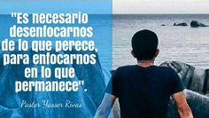 Yasser Rivas - 🔑 Es Importante Recordar Que Tu Situación Actual, No Es La Encargada de Determinar Tu Destino Final!