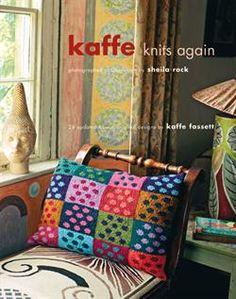 Kaffe Knits Again - Strik og broderi - garn, kits og designs i Sommerfuglen