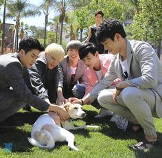 [STARCAST] GOT7's just right summer vacation! Shining seven boys' 'GOTCHA, PERFECT GETAWAY in LA'