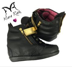 Wedges, Sneakers, Shoes, Fashion, Tennis, Moda, Slippers, Zapatos, Shoes Outlet