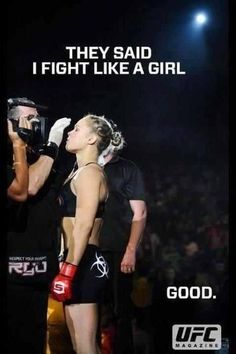 Miss. Ronda Rousey