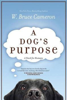 A Dog's Purpose by W. Bruce Cameron, http://www.amazon.com/dp/B003OUXE7Y/ref=cm_sw_r_pi_dp_aj83pb0NP9X4G