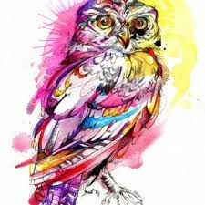 Image result for watercolor bird