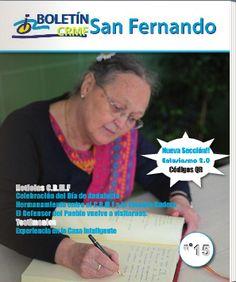 15 Boletín Informativo del CrmfSF  http://es.calameo.com/read/0002653972d80e5d5d9a0 #boletinesCrmfsf