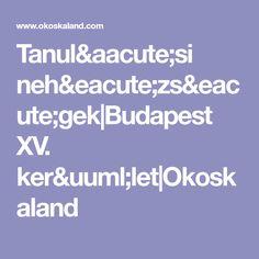 Tanulási nehézségek|Budapest XV. kerület|Okoskaland