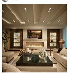 Luxury Basement Party Ideas