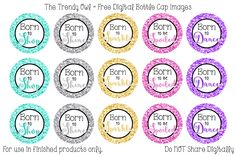 Born To Be  <3 FREE Digital Bottle Cap Images!! https://www.facebook.com/thetrendyowlUS http://www.thetrendyowl.com
