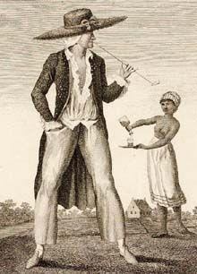 Slavernijcollectie Tropenmuseum   De slavernijcollectie van het Tropenmuseum richt zich op Suriname en in mindere mate de rest van het Caribisch gebied en Brazilië. De collectie is grofweg in vijf thema's in te delen: Slavenhandel, Leven en werk op de plantages, Religie, Afschaffing van de slavernij en Erfenis van slavernij.  (in Het geheugen van Nederland)