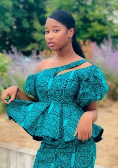 African Dresses For Kids, African Lace Dresses, Latest African Fashion Dresses, African Inspired Fashion, African Attire, African Wear, African Jumpsuit, African Print Dress Designs, Elegant Dresses Classy