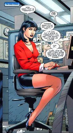 Lois Lane needs a comic   Mini Media Bites