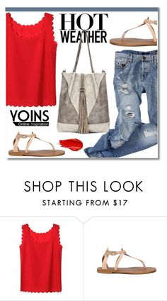"""""""Yoins #23"""" by aida-nurkovic ❤ liked on Polyvore featuring Urban Decay"""