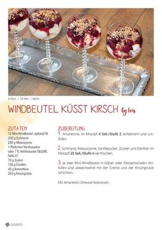 Windbeutel küsst Kirsch – Bines-Thermi-Welt