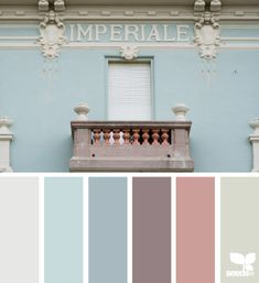 imperiale hues - design seeds