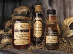 Image result for witches store cupboard