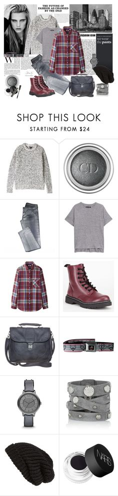 """Life is an exam ..."" by gul07 ❤ liked on Polyvore featuring Theory, Christian Dior, Faith Connexion, rag & bone, Uniqlo, Soda, Bench, Armani Exchange, Lily and Lionel and Tarnish"