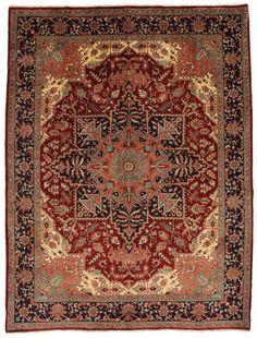 Sarab - Heriz 357x270 - CarpetU2 #homedecor #rugs #handmade #interior #carpets #design #home #decor #livingroom #flooring #handmaderugs #decoration #wool #homedecoration #persianrug #classic #elegance #Covor #Alfombra #Tappeto #Teppich #tapis #homedecor #carpets #rug #Handmade #Oriental #Faitsmain #Orientaux #Handgefertigte #Orientteppiche #Orientali #FattiAmano #Orientales #HechasAmano #Orientaliska #Handknuntna #Mattor #dywany #orientalne #Covoare #orientale #oosterse #tapijten #carpetu2 Persian Carpet, Persian Rug, Pet O, Carpets Online, Carpet Colors, Carpet Design, Classic Elegance, Geometric Designs, Handmade Rugs