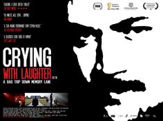 Crying with Laughter - our fourth feature. Now available to watch on Distrify via the Facebook page.