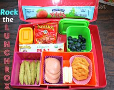 Rock the Lunchbox Be