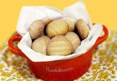 PANELATERAPIA - Blog de Culinária, Gastronomia e Receitas: Biscoitinhos de Baunilha