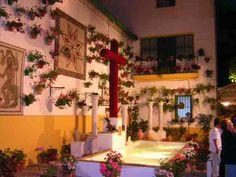 Concurso de Cruces de Mayo
