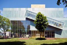Galería de Pabellón Pierre Lassonde Museo Nacional de Bellas Artes de Quebec / OMA - 3