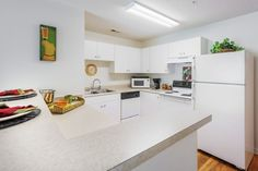 Fresh north Upland Terrace Apartments