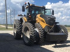Challenger Ag 1042 Tractor