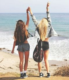 #beach, beauty, #best, best friends, clothes, cute, fashion, friends, girl, hair, #love, model, nice, #outfit, àsea