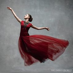 Masha Dashkina Maddux © NYC Dance Project