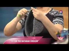 Alize Superlana Maxi ile Şık ve Kolay Şapka Yapımı - YouTube