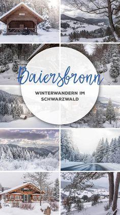 Winterwandern in Baiersbronn rund um die Schwarzwaldhochstraße zwischen Freudenstadt und Baden-Baden.   Wandern zur Sattelei in Mitteltal, rund um Klosterreichenbach und das Rotmurgtal