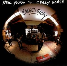 Neil Young & Crazy Horse Ragged Glory CD Used (Like New). Produced By David Briggs & Neil Young. Neil Young, Crazy Horse, Daddy Yankee, Lp Cover, Cover Art, Cgi, Woody, Rock And Roll, Definitely Maybe