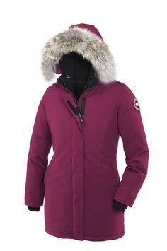 Canada Goose Kensington Parka (Women's) - Silverbirch