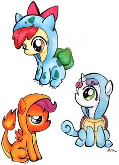 If Scootaloo's Not Careful, She'll Be Fried Chicken